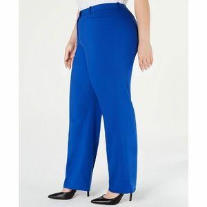 Calvin Klein Pants & Jumpsuits - Calvin Klein Plus Size Woven Modern Fit Dress Pant